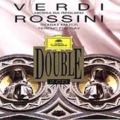 Verdi: Requiem;  Rossini: Stabat Mater / Fricsay, RAIS SO