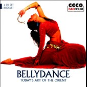 Various Artists: Bellydance [ZYX] [Box]