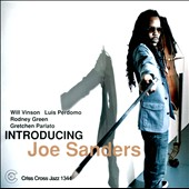 Joe Sanders (Piano): Introducing Joe Sanders