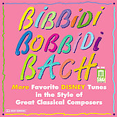 Various Artists: Bibbidi Bobbidi Bach