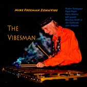 Mike Freeman Zonavibe: The Vibesman [Digipak]