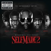 Various Artists: Maybach Music Group Presents Self Made, Vol. 2: The Untouchable Empire [PA]