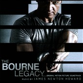 James Newton Howard: The Bourne Legacy [Original Motion Picture Soundtrack] *