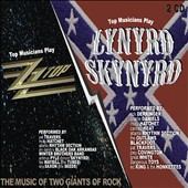 Various Artists: Top Musicians Play Lynyrd Skynyrd & ZZ Top