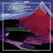 Poulenc: Wind Sonatas; Wind Trio / Ensemble Midvest