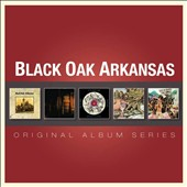 Black Oak Arkansas: Original Album Series [Slipcase]
