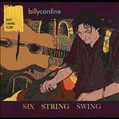 Billy Cardine: Six String Swing
