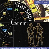 Music For Your Star Sign: Gemini by Grieg, Schumann, Wagner, Nicolai and Offenbach