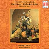 Bach: Orchestral Suites / G&uuml;ttler, Virtuosi Saxoniae