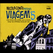 Various Artists: Nicola Conte Presents Viagem 5 [Digipak]