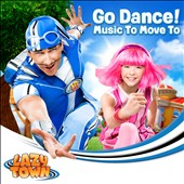 LazyTown: Go Dance! Music To Move To