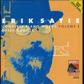 Erik Satie: Complete Piano Works, Vol. 5