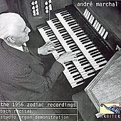 Bach: 12 Chorale Preludes, etc / André Marchal