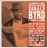 Donald Byrd: The Definitive Classic Blue Note Collection [Box]