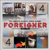 Foreigner: The Complete Atlantic Studio Albums 1977-1991 [Box]