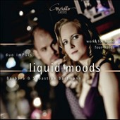 Liquid Moods: Works for piano four-hands by Gottschalk, Barber, Satie & Bartmann / Duo imPuls - Barbara & Sebastian Bartmann, pianos