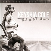 Keyshia Cole: Point of No Return [Deluxe] [Clean] *