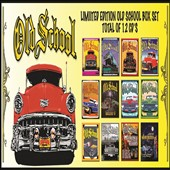 Various Artists: Old School Gold Box Set