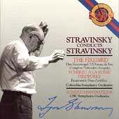 Stravinsky conducts Stravinsky - The Firebird, etc