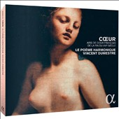 Cour: French Courtly Songs from the Late 16th Century by Girard de Beaulieu, Pierre Guédron, Jean Boyer, Carroubel, Lorenzini, Costeley, Caiétain eta l. / Le Poème Harmonique