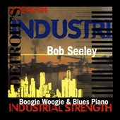 Bob Seeley: Industrial Strength [Digipak] *