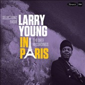 Larry Young: Selections From Larry Young in Paris: The ORTF Recordings [Deluxe Edition]