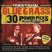 Various Artists: 30 Traditional Bluegrass Power Picks: Vintage Collection