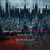 George Flynn: Poetry and Music