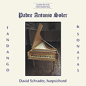 Soler: Fandango and Sonatas / David Schrader
