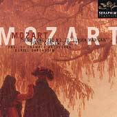 Mozart: Piano Concertos no 21 & 27 / Barenboim, English CO