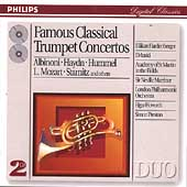 Famous Classical Trumpet Concertos - Albinoni, Haydn, et al