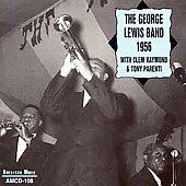 George Lewis (Clarinet): 1956