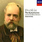 Dvor&#225;k: The Symphonies / Kert&#233;sz, London Symphony Orchestra