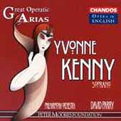 Opera in English - Great Operatic Arias Vol 5 / Kenny, et al