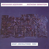 Anthony Braxton: Duo (Wesleyan) 1994