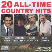 Various Artists: 20 All Time Country Hits