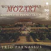Mozart: Complete Piano Trios / Trio Parnassus