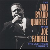 Jaki Byard: The Last from Lennie's