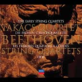 Beethoven: The Early String Quartets Op 18 / Takács Quartet