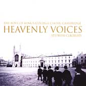 Heavenly Voices / Cleobury, Boys of King's College Choir