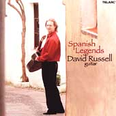Spanish Legends - Llobet, Pujol, etc / David Russell