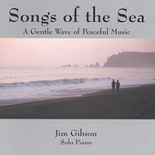 Jim Gibson (Piano): Songs of the Sea