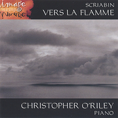 Scriabin: Vers la flamme, etc / O'Riley