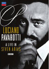 Luciano Pavarotti / A Life in 7 Arias [DVD]