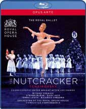Tchaikovsky: The Nutcracker / Kessels/Royal Opera, Yoshida, McRae [Blu-Ray]
