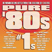 Various Artists: Pure '80s: #1s