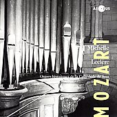 Mozart: Organ Works / Michelle Leclerc