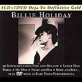 Billie Holiday: Definitive Gold [Bonus DVD] [Box]