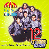 Grupo Mojado: 12 Grandes Exitos, Vol. 2 [Limited]