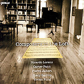 Composers in the Loft - Lorenz, Pann, Fung, etc